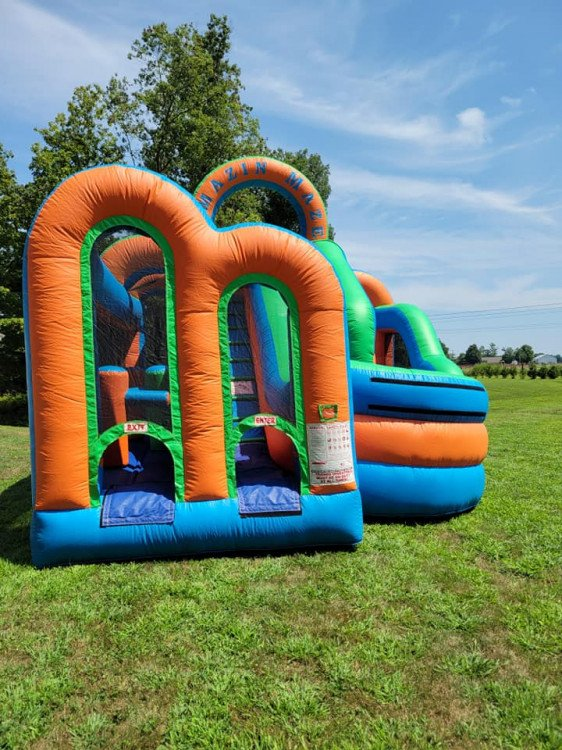 Amazin Maze Combo/Obstacle Course